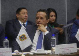 La coordinación en materia de seguridad y procuración de justicia es fundamental para lograr mejores resultados: Carlos Joaquín