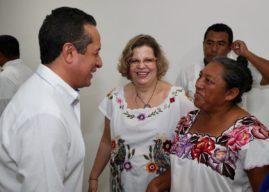 El Quintana Roo próspero, seguro y en paz lo lograremos con la participación de las mujeres: Carlos Joaquín