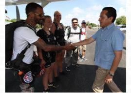 """Ocho gobernadores firmarán en Quintana Roo el acuerdo: """"Turismo como Motor de Prosperidad"""""""