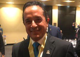 Las reuniones de seguridad permiten aplicar estrategias para protección de la gente: Carlos Joaquín
