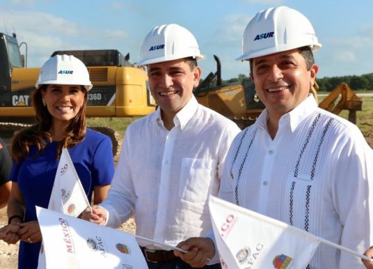 Quintana Roo es la punta de lanza del crecimiento económico de México: Arturo Herrera Gutiérrez