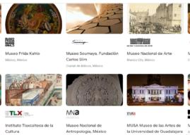¡Visita más de 50 museos, exposiciones y lugares emblemáticos mexicanos virtualmente!