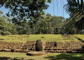 La estela recién descubierta que revela los inicios de la escritura maya
