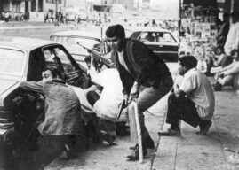 El Halconazo, la matanza estudiantil del Jueves de Corpus Christi