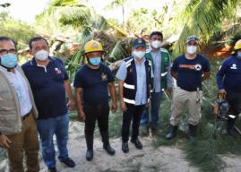 Se emite Declaratoria de Emergencia para seis municipios de Quintana Roo