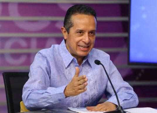 El gobernador Carlos Joaquín, en el Top Ten de los mejores evaluados en el país en el índice de confianza